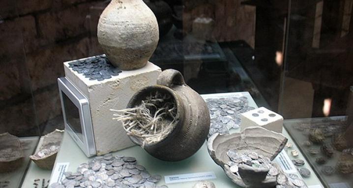 Музей Изначалья: «Сие деньги коломьски»