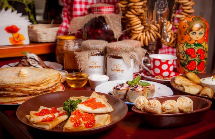 В Москве проходит фестиваль русской кухни