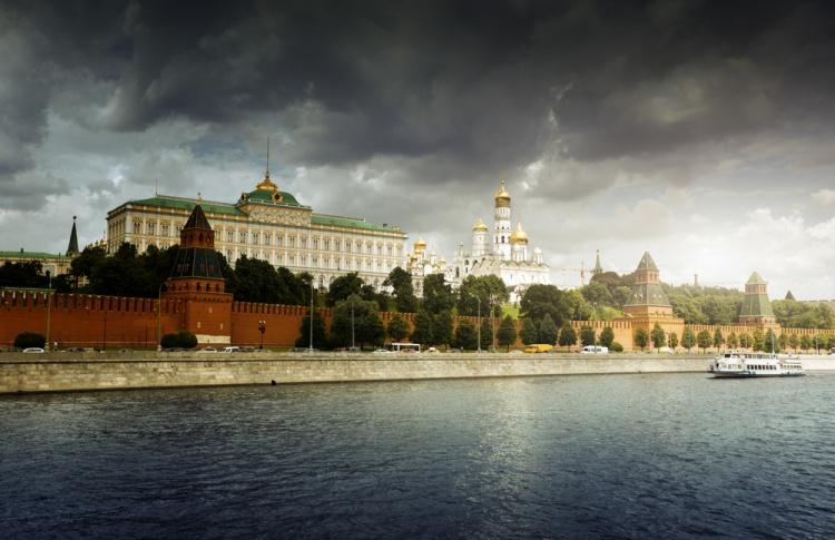 На Москву надвигается ураган