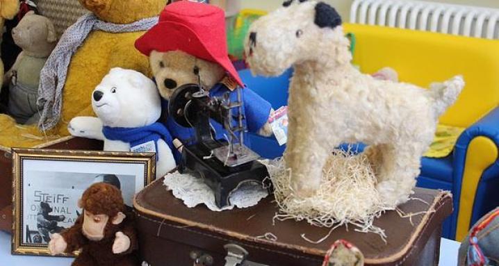 Музей плюшевых медведей