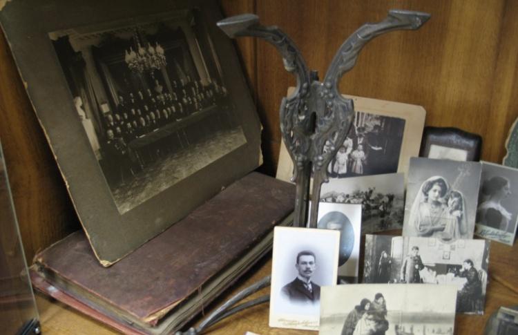 Музей почтовой связи и Московского почтамта