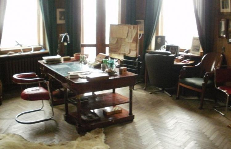 Музей-кабинет Петра Леонидовича Капицы