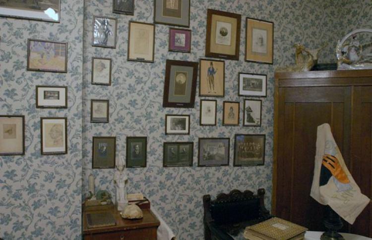Музей-квартира Е.Б. Вахтангова