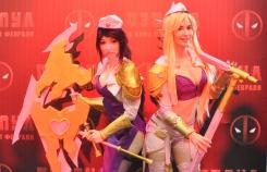 Comic Con в Москве: кто и зачем переодевается в персонажей игр и комиксов