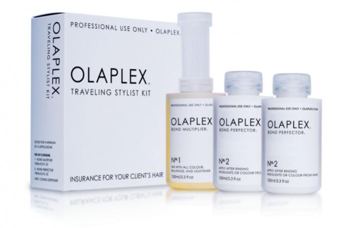 В России появилась новая марка Olaplex