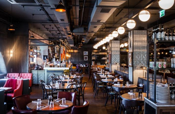 5 ресторанов, где этой осенью можно попробовать что-то новое