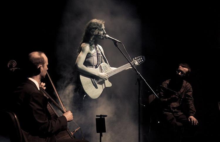 23 октября — Ольга Арефьева @ Music Town Club