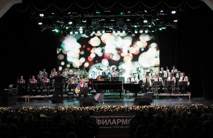 В Казани пройдет международный фестиваль «Джазовая Казань»
