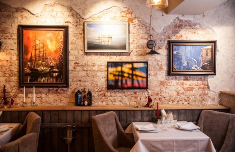 Лучшие московские рестораны с национальной кухней Фото №473028