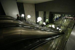 В метро больше не будут выключать эскалаторы на полдня