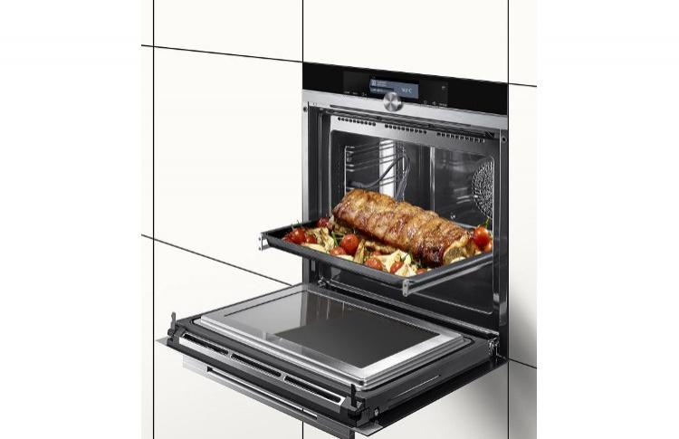 Духовые шкафы Siemens iQ700: жизнь вне повседневности