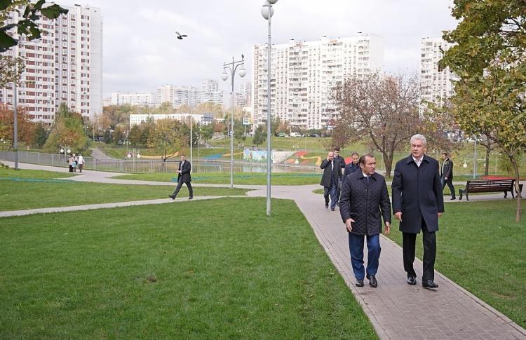 В Москве завершили крупнейший проект по реконструкции улиц