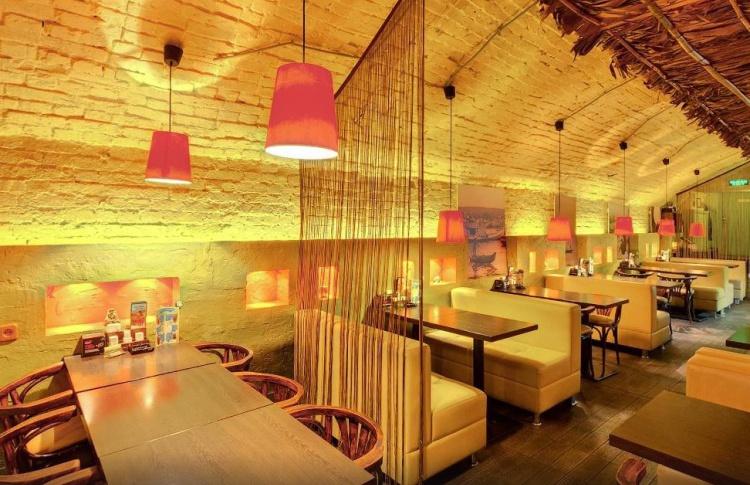 Лучшие московские рестораны с национальной кухней Фото №473032