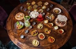 Лучшие московские рестораны с национальной кухней