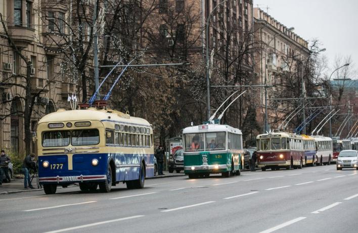 В Москве отметят праздник троллейбуса