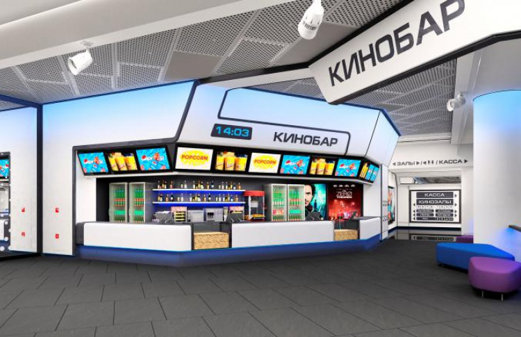 В Центральном детском магазине на Лубянке открыли кинотеатр