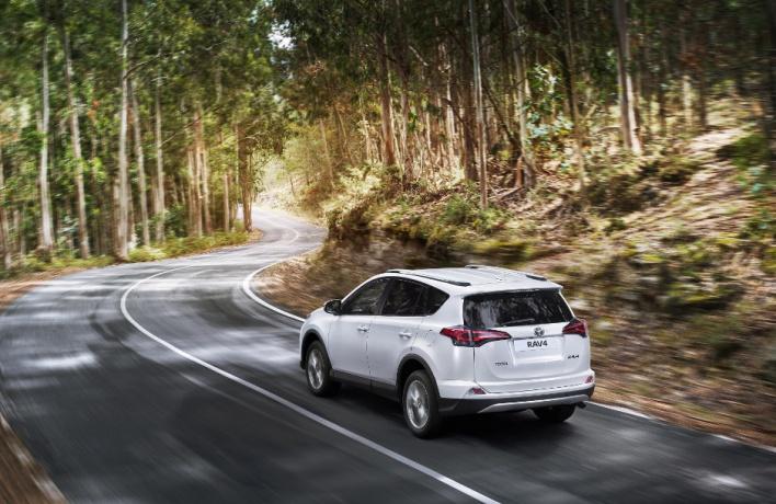 Новый Toyota RAV4: старт приема заказов