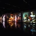 Микеланджело, Тициана и Караваджо покажут на огромных экранах