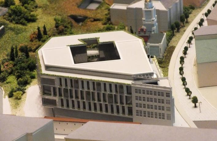 В Зарядье построят огромную гостиницу