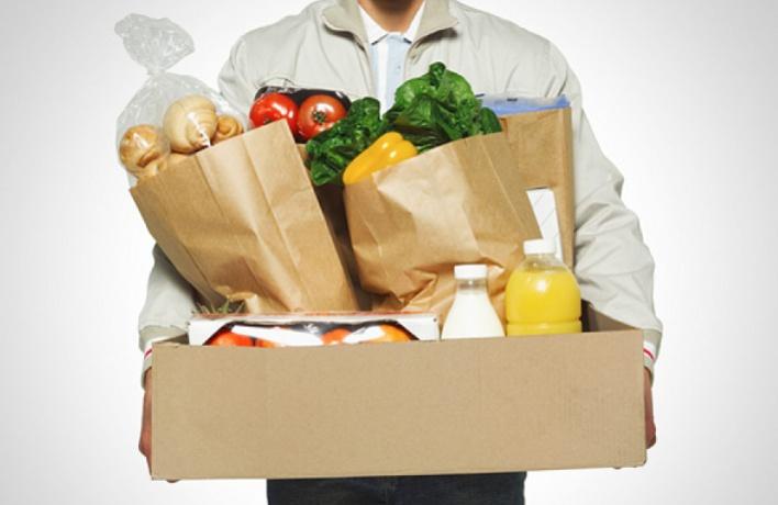 Пять наборов еды для здорового питания с доставкой на дом