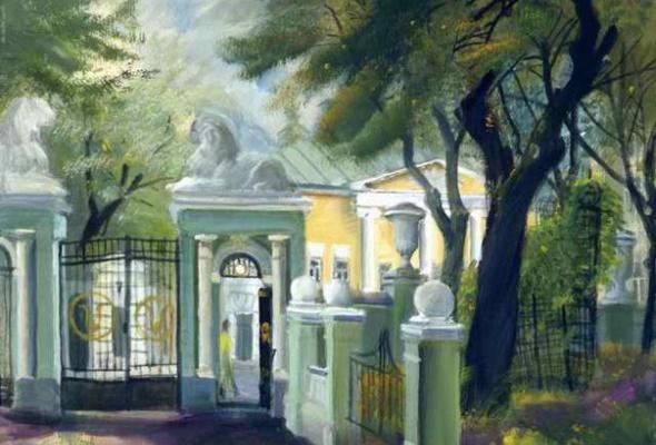 «В лабиринте переулков от Пречистенки до Староконюшенного» - пешеходная экскурсия - Фото №0