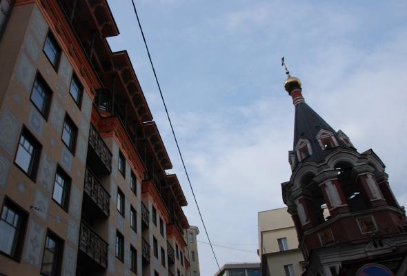 «В лабиринте переулков от Пречистенки до Староконюшенного» - пешеходная экскурсия - Фото №1