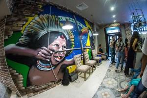 На Покровке открылось кафе с бразильской кухней