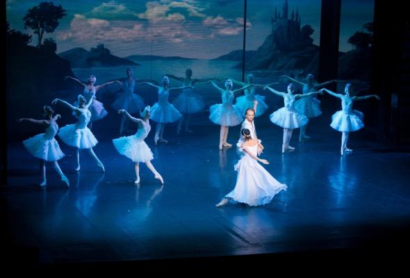 сбербанк балет - Фото №12
