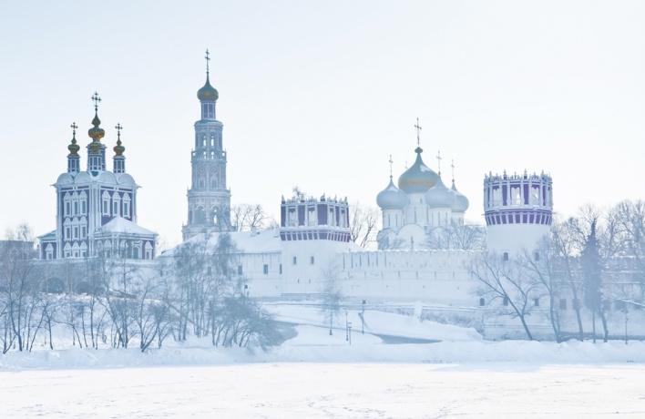 Москвичей ждет долгая и холодная зима