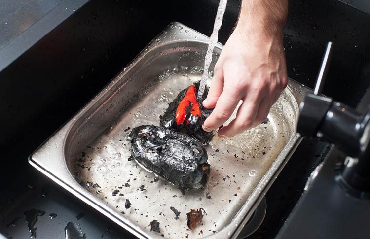 Рецепт: куриная грудка при низкой температуре Фото №473766