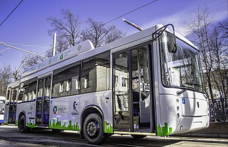 Троллейбусы на Садовом кольце заменят на электробусы