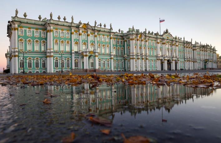 В Москве и Петербурге появится «карта двух столиц»