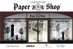 Paper Shop - сеть концептуальных мультибрендовых магазинов формата Outlet