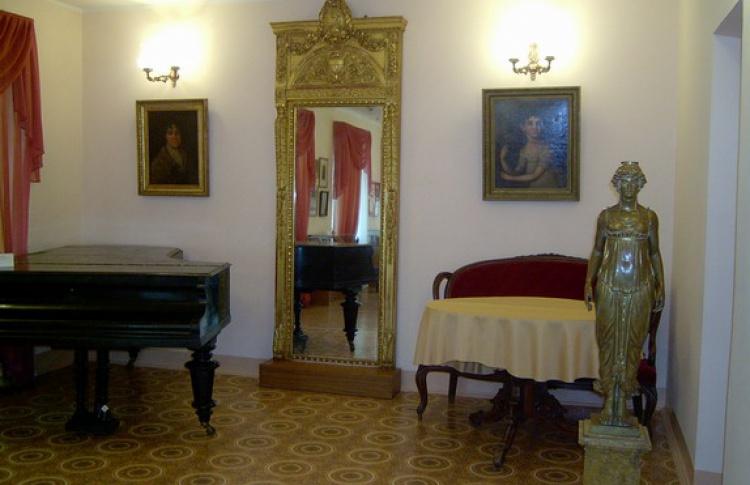 Музейно-выставочный центр «Путевой дворец» в Солнечногорске