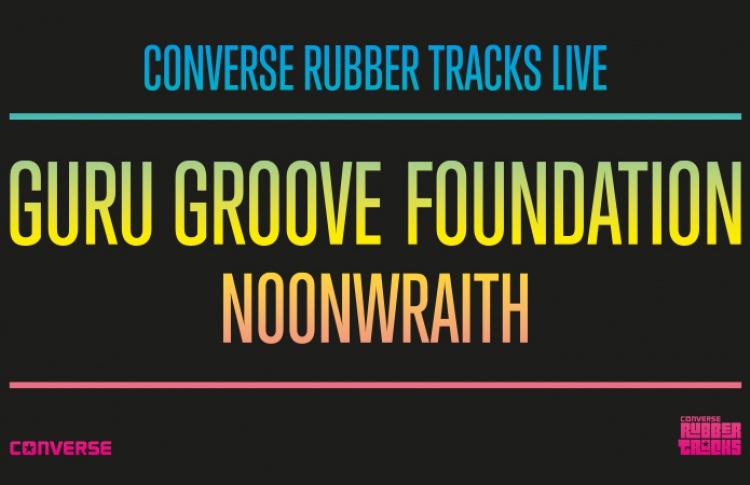 Converse Rubber Tracks Live!