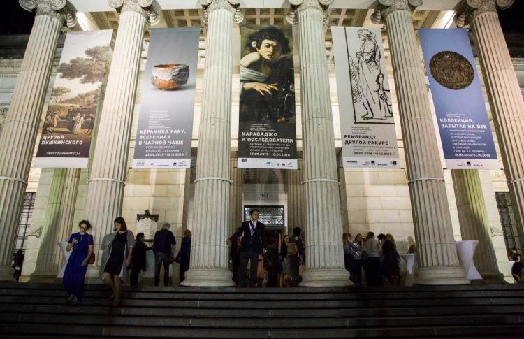 Объявлена программа «Ночи искусств»