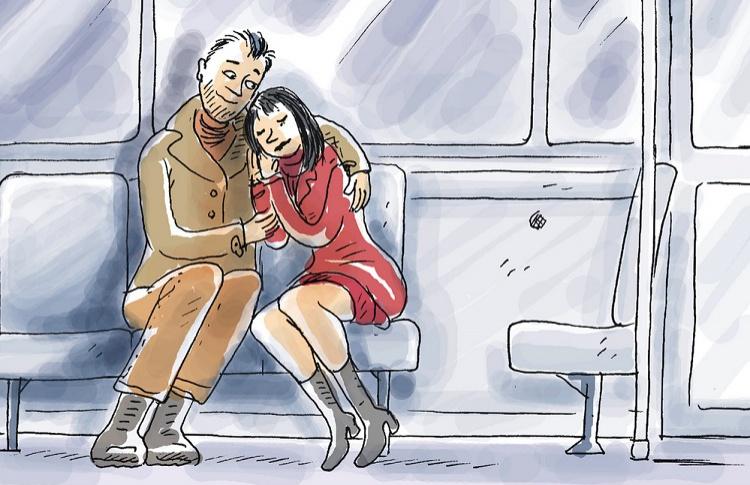 Москвичей весь день будут обнимать в метро