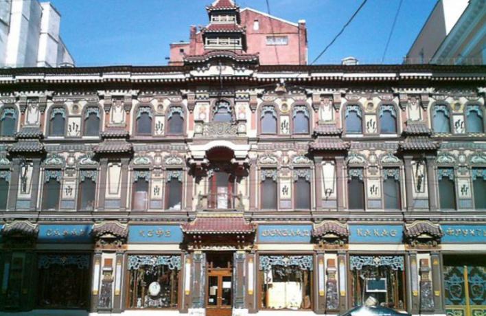 «Чайный дом» на Мясницкой отреставрировали