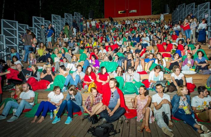 В Москве начнут проводить «Ночь кино»