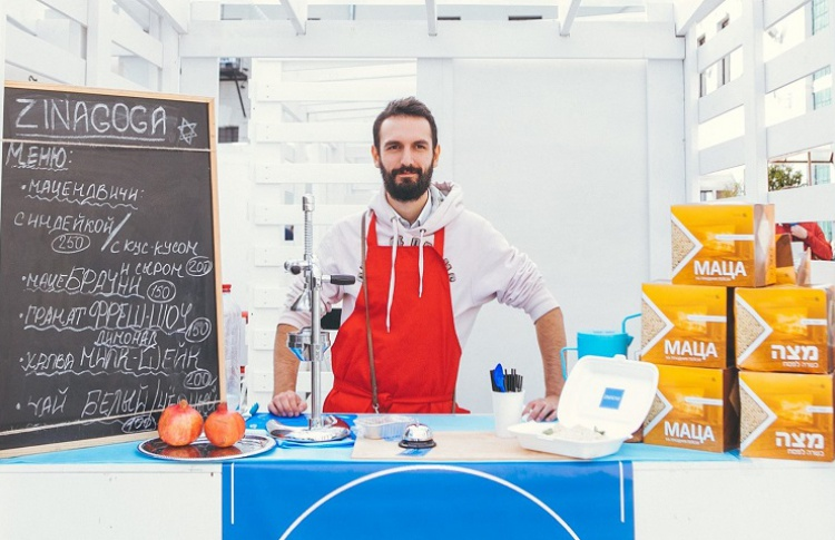 На «Флаконе» пройдет гастрофестиваль Foodiez Bazaar