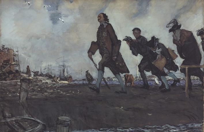 Выставка Серова бьет рекорды по посещаемости