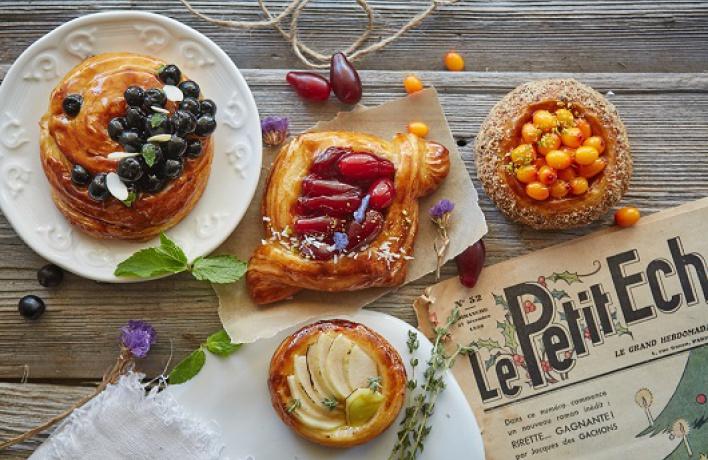 Осень в кафе-пекарне «Хлебная лавка»