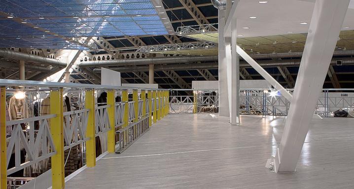 Торгово-выставочный комплекс «Тишинка»