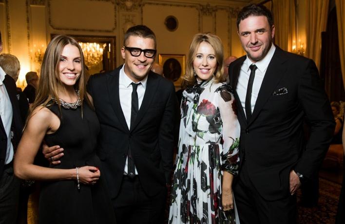 В резиденции посла Франции состоялся прием, посвященный открытию первого бутика Club Med в России