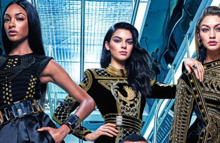 Продажа совместной коллекции Balmain & H&M выявила худшие стороны москвичей