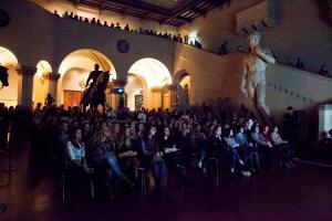 На фестивале «Просветитель» дадут выпить вина в Пушкинском музее