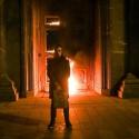 Павленский объяснил ночную акцию у здания на Лубянке