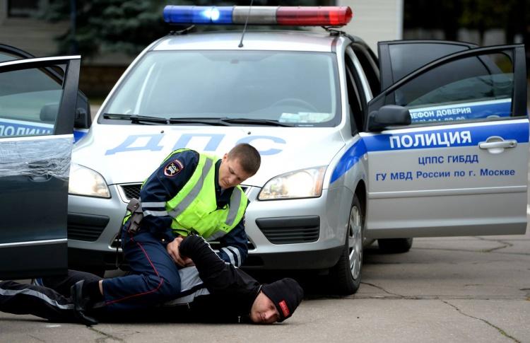 Половина москвичей доверяет полиции