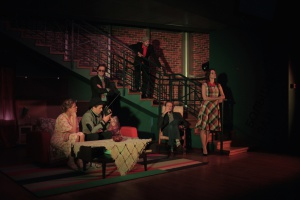 Саша Денисова и Сергей Аронин: «Театр должен быть везде, в каждом углу»
