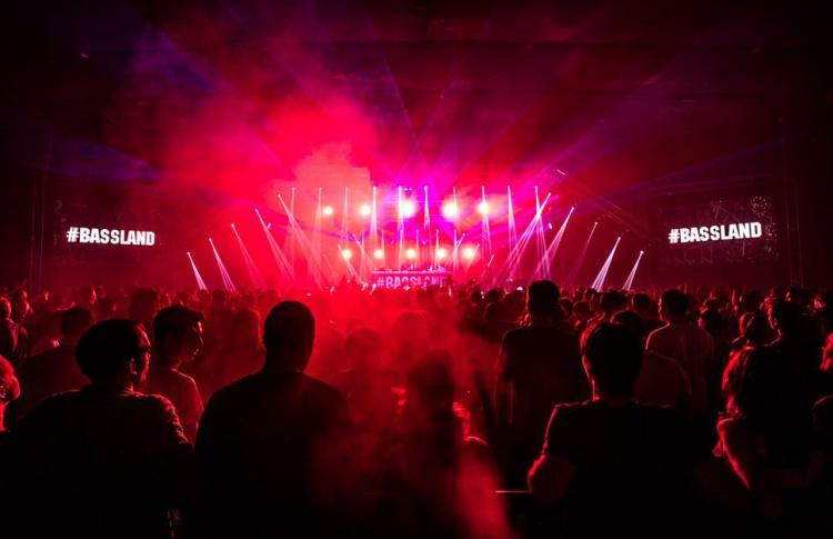 28 ноября, Bassland Festival, Space Moscow